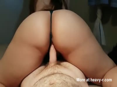 Dude Fucking Big Ass Wife