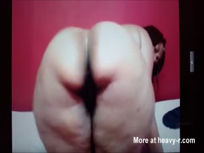 Full Plate Of Ass