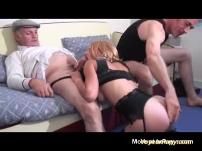 Blowjob Free grandpa gets