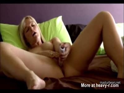 Hot Blonde Orgasms