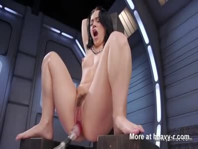 Hairy Pussy Anal Drilled