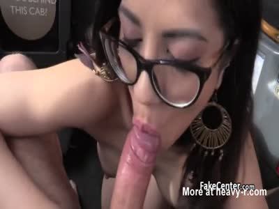 Spanish Nerd Fucked And Facialed