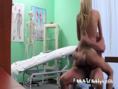 Wild Ride On Doctors Dick