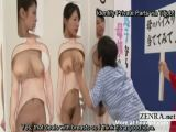 Japanese Cougars In Crazy Game Show