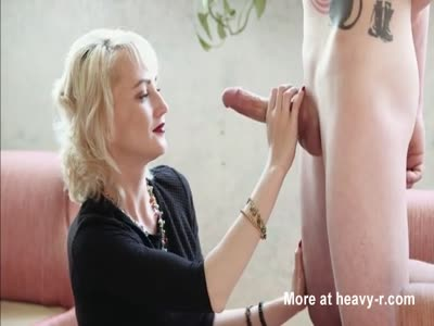 Mom Jerking Cock