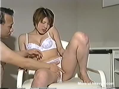 Japanese Wife In Sex Audition
