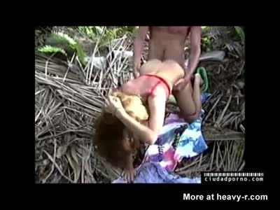 Anal Sex In The Jungle