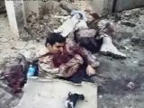 graphic aftermath suicide attack