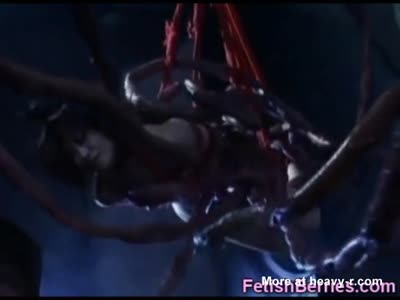 Alien Tentacle Attack Porn - Tentacles Attack Bound Girl