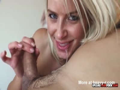 Aunt Munching On My Dick In POV