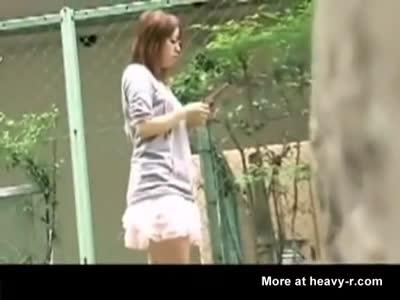 Japan Naked Woman Masturbate