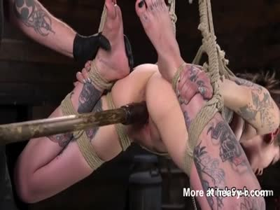 Toyed In Rope Suspension