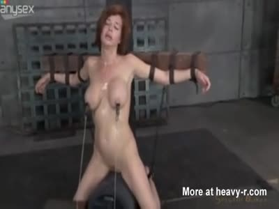 MILF Tied Up And Abused