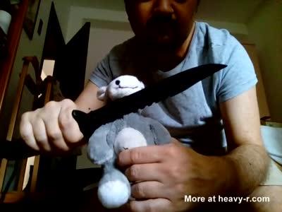 Kocalos - Killing my donkey puppet