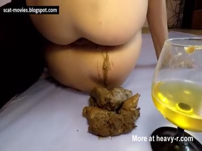 Angelica scat and piss