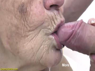 90 Years Old Granny Fucked Rough