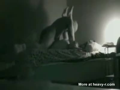 Night Vision Sex Tape