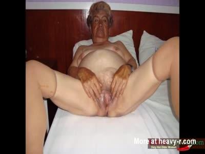 Girls mooning their naked butt