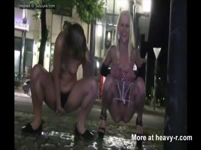 Clip friend orgasm