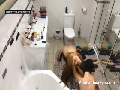 Boy after sex change naked