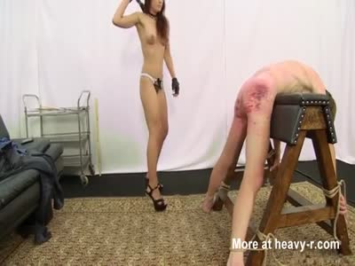 Punished By Skinny Cruel Mistress