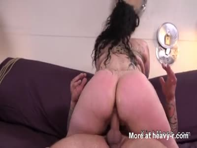 Huge Ass Slave Fucked Till Facial