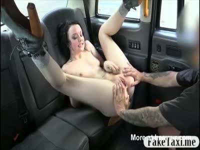 Perv Driver Fucks British Slut