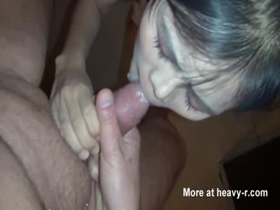 Sperm Sucker From Pattaya