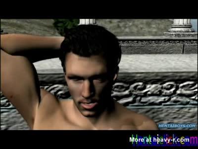 Gay men pics gangbang video