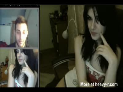Girl Teasing A Guy Online