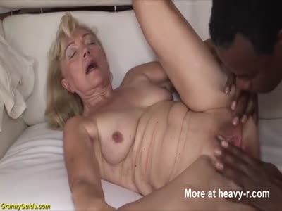 Granny Fucking Black Toy Boy
