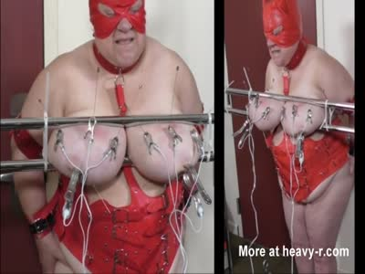 Tit Torture Of Ugly Fat Woman