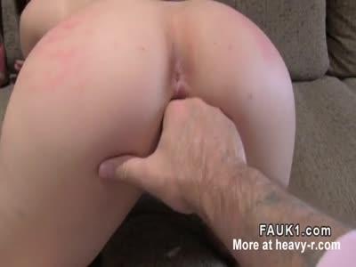 Fingering Sweet Ass