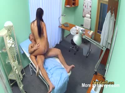 Nurse Riding Doctor