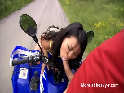 Extreme Sex On ATV