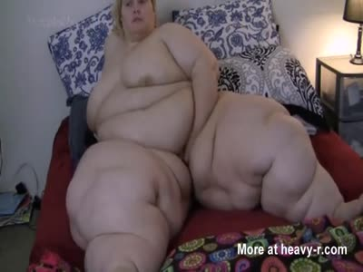 Ssbbw 444 lbs of ass