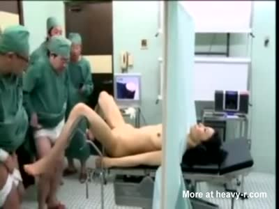 Gangbang Fucking Patient In OR