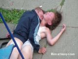 Wasted Sex On The Street