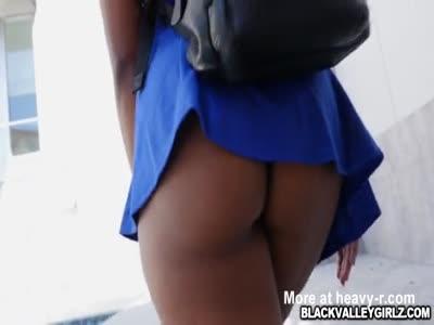 Ebony Girls Fucked By White Guy