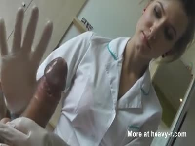 Medical Handjob