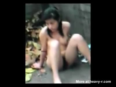 Chinese girls forced naked free video