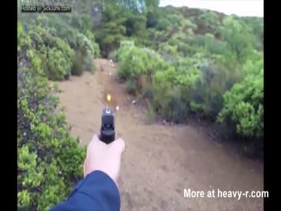 Sex On The Shooting Range