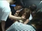 Girl Violated In The Elevator By Pervert Guys