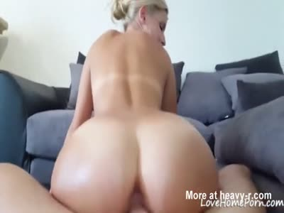 POV Striptease Followed By Sex