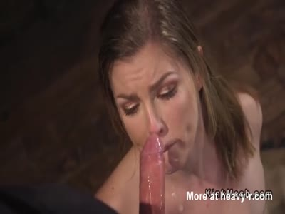 Sex Slave Throat Fucked