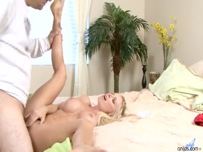 Fake Tits Stepmom Takes Load