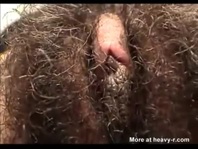 Hairy Pussy and small nipples