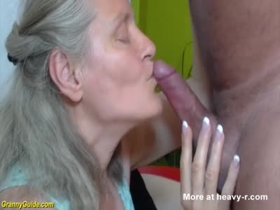 Granny Doing Deepthroat