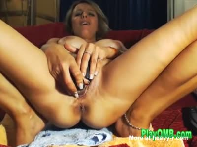 Squirting Granny Pussy