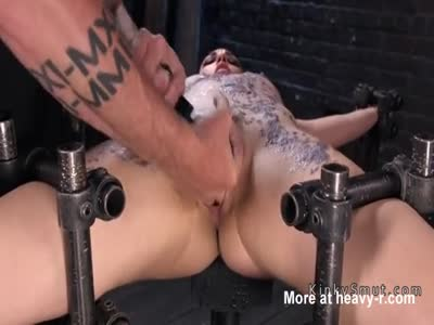 Slave Fingered And Toyed Till Squirts